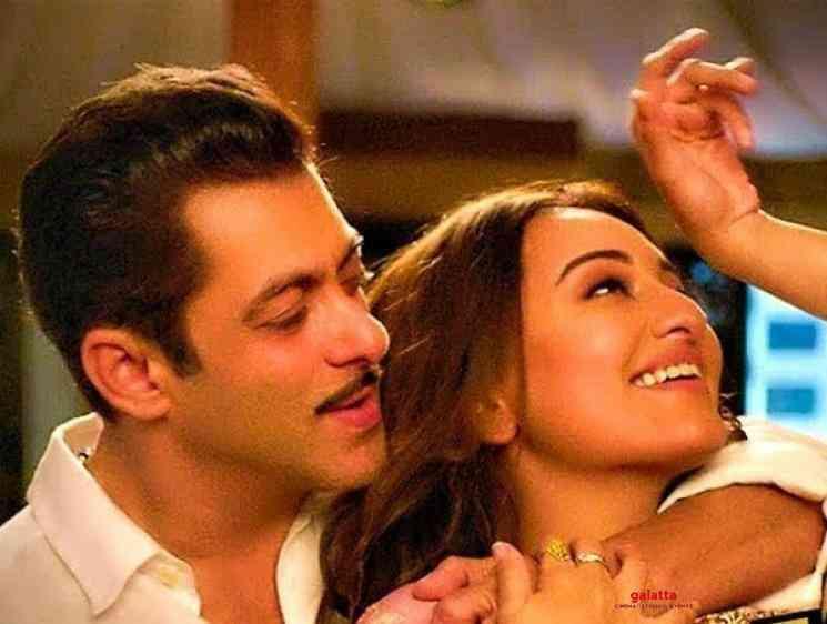 Habibi Ke Nain Lyrics Dabangg 3 Salman Khan Sonakshi - Telugu Movie Cinema News