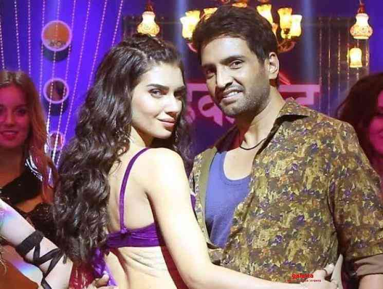 Dagaalty Aaliyah Aaliyah Promo Video Song Santhanam Rittika Sen - Tamil Movie Cinema News