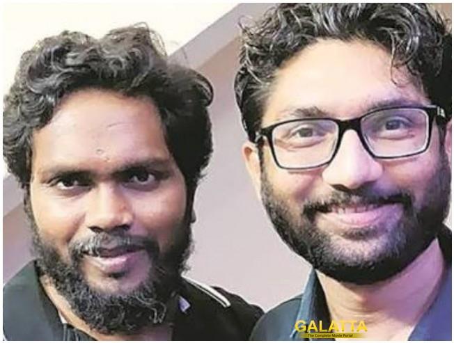 Rajinikanth Kaala Praised Dalit Activist Jignesh Mevani