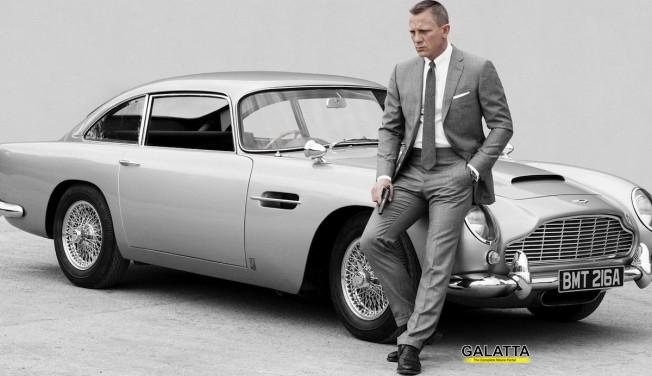 Bollywood is fabulous : Daniel Craig