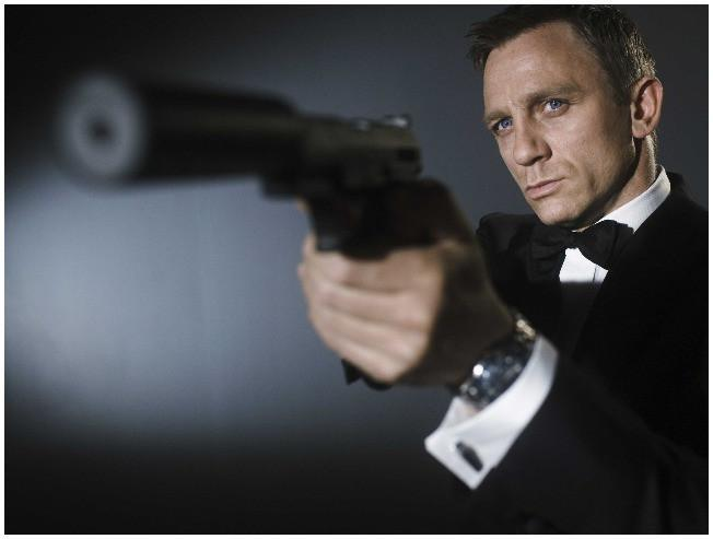 One among these six stars could be the next James Bond