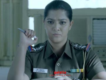 Danny teaser Varalaxmi Sarathkumar movies L C Santhanamoorthy - Tamil Movie Cinema News