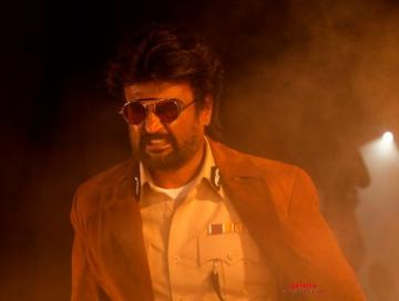 Darbar motion poster Rajinikanth Darbar theme Anirudh  - Tamil Movie Cinema News