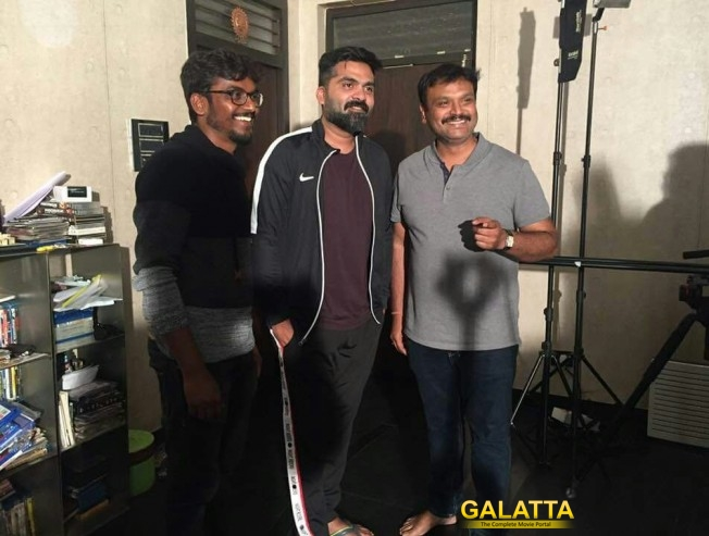 Simbu To Sing For First Time In Kannada Film Titled Iruvudella Bittu