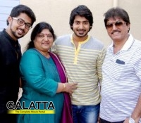 Neenade Naa - Devaraj's first production begins!