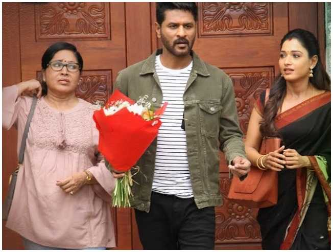 Vishal action tamil movie yogi babu comedy tamannaah sundar c - Movie Cinema News
