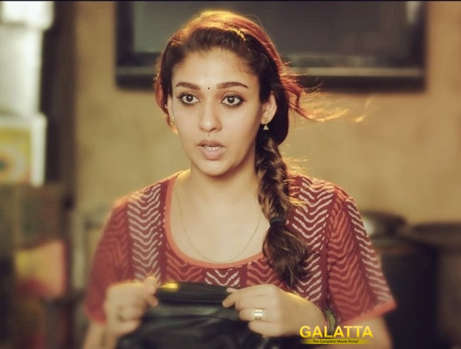 Nayanthara Kolamaavu Kokila Trailer Trending At Number One Position On YouTube India