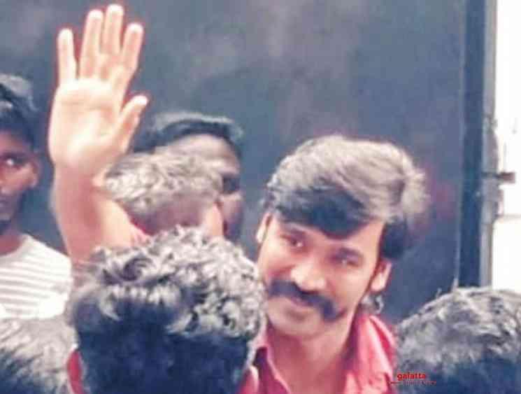 Dhanush Karthik Subbaraj D40 TN theatrical rights Trident Arts - Tamil Movie Cinema News