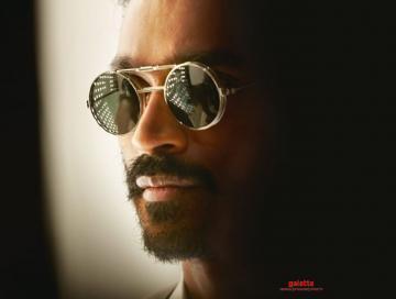 Dhanush D40 movie first look Karthik Subbaraj Aishwarya Lekshmi - Tamil Movie Cinema News