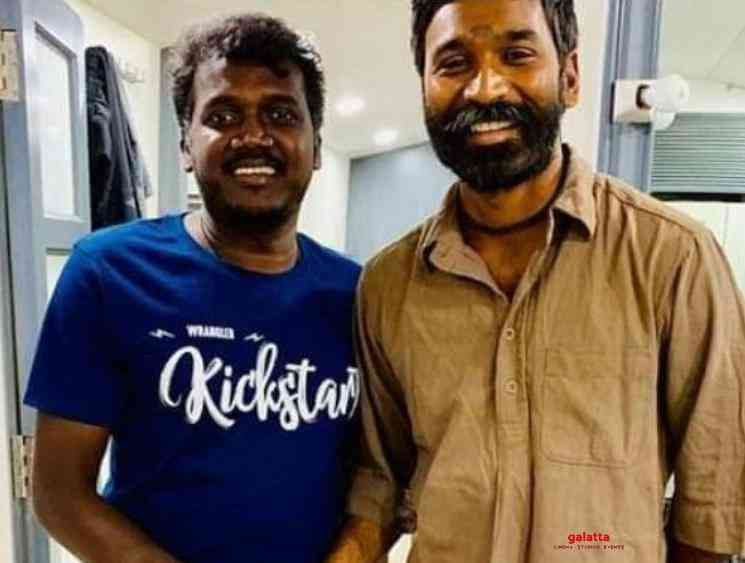 GALATTA BREAKING: Dhanush-Mari Selvaraj's D41 shooting from January 2020 first week! - Tamil Cinema News