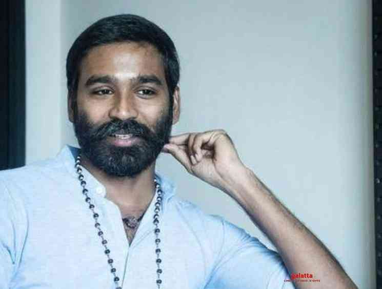 Dhanush's New Year 2020 wishes for fans - emotional statement! - Tamil Cinema News