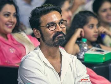 Malayalam actor Lal in Dhanush Mati Selvaraj film producer Thanu - Tamil Movie Cinema News