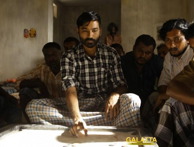 Vada Chennai Release Soon Dhanush Vetrimaaran Samuthrakani Andrea Santhosh Narayanan