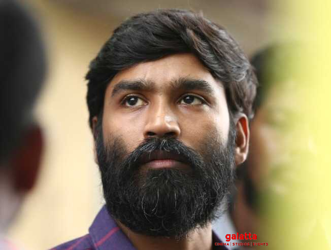 Dhanush director karthik subbaraj movie update Aishwarya Lekshmi - Tamil Movie Cinema News