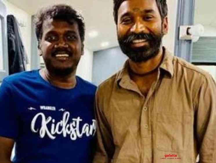 Dhanush new look for Mari Selvaraj Karnan goes viral - Tamil Movie Cinema News
