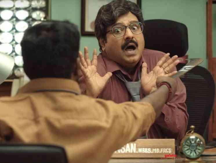 Dharala Prabhu Sneak Peek 02 Harish Kalyan Tanya Hope Vivek - Tamil Movie Cinema News