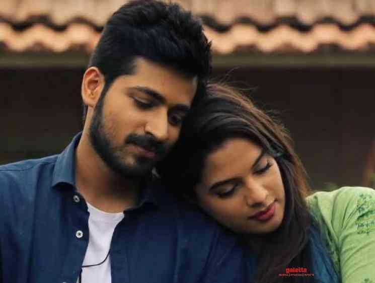 Dharala Prabhu Unnaal Penne Song Harish Kalyan TanyaHope - Tamil Movie Cinema News