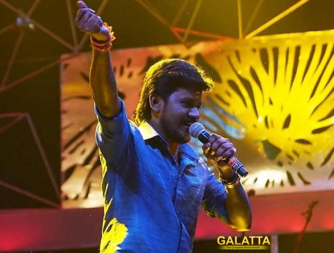 Senthil Ganesan croons for Surya37