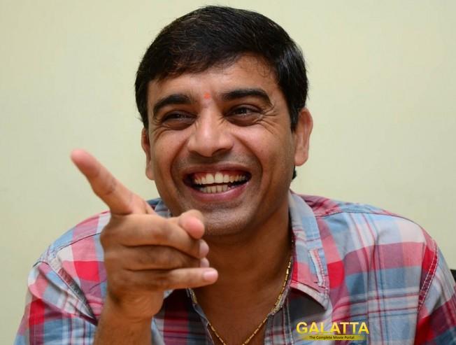 Dil Raju bags 2 big projects!