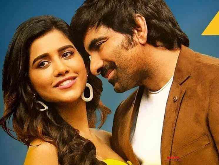 Dilliwala Full Video Song Disco Raja Ravi Teja Nabha Natesh - Telugu Movie Cinema News