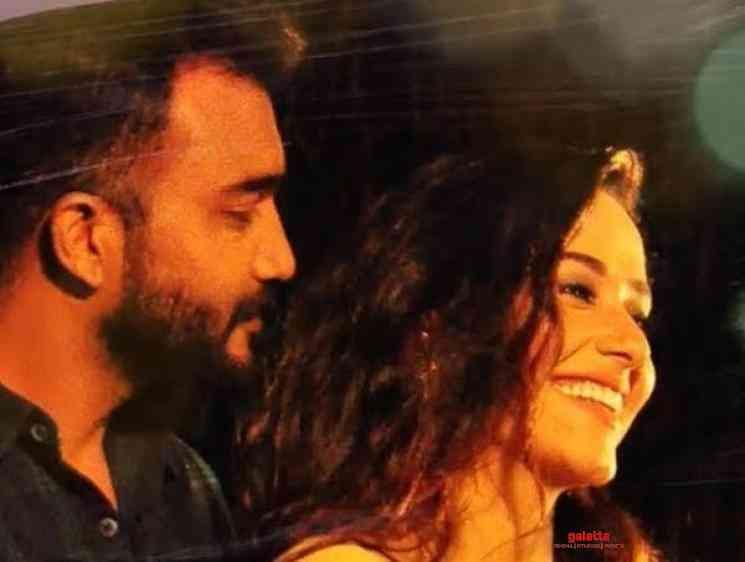 Azhagane Video Song Dim Dip Movie Monish Sanjana - Telugu Movie Cinema News