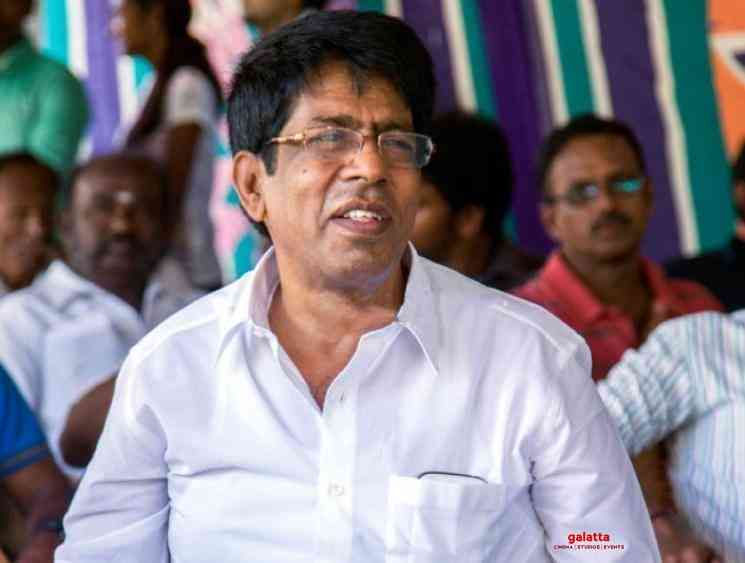 Director R. Sundarrajan's death rumors dismissed by son Ashok Sundarrajan - Tamil Cinema News