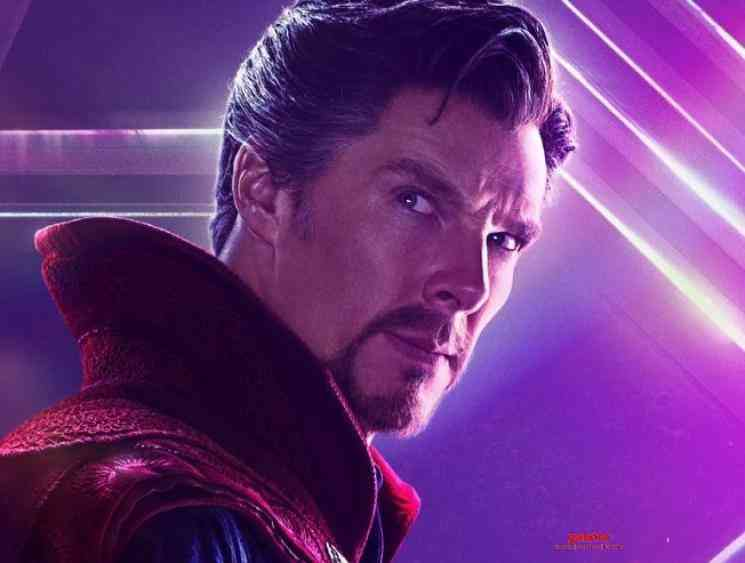 Doctor Strange in the Multiverse of Madness director quits - Tamil Movie Cinema News