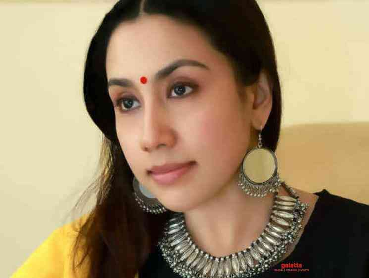 Divya Sathyaraj On Preventing Corona Virus Covid 19 - Hindi Movie Cinema News