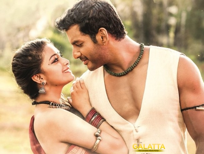 It's a wrap for Vishal's Sandakozhi 2!