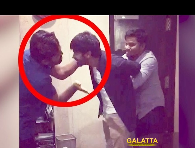Bigg Boss Mahat Beaten Up By STR For His Behaviour
