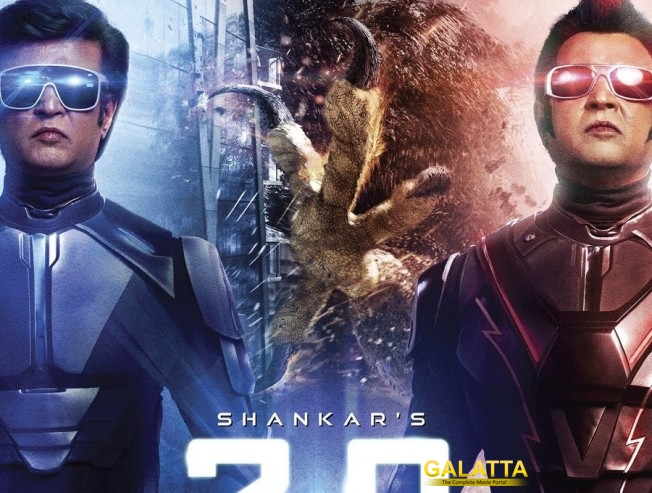 2 Point 0 Teaser In 3D? How To Watch? Official Clarification!