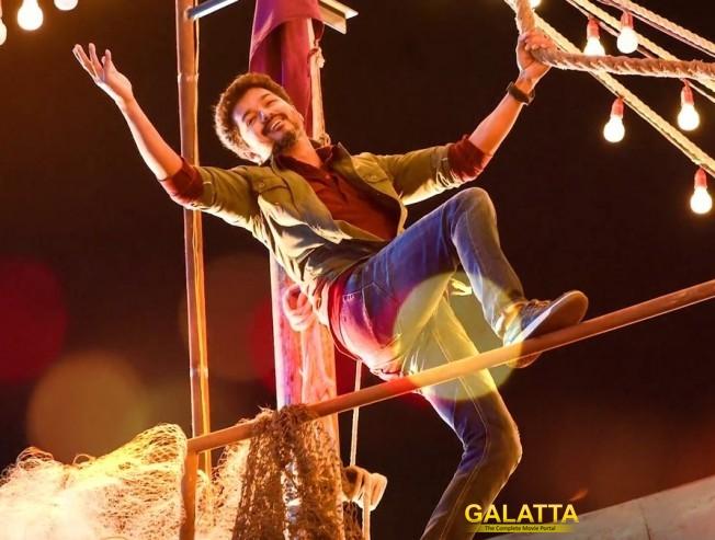 Sarkar Simtaangaran Lyric Video 10 Million Views Sun Pictures Thalapathy Vijay AR Rahman