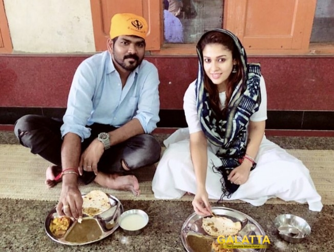 Nayantara Vignesh Shivn Video Picture Goes Viral Lovers