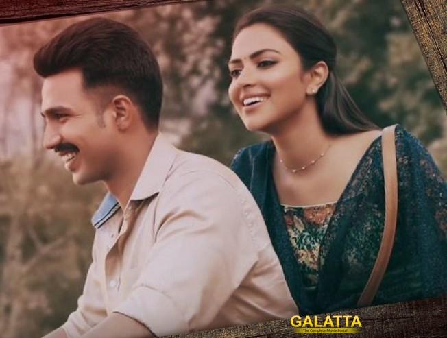 Kadhal Kadal Thana Video Song Ratsasan featuring Vishnu Vishal Amala Paul