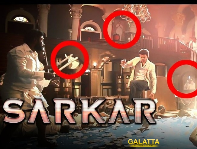 Sarkar Teaser - Video Breakdown!