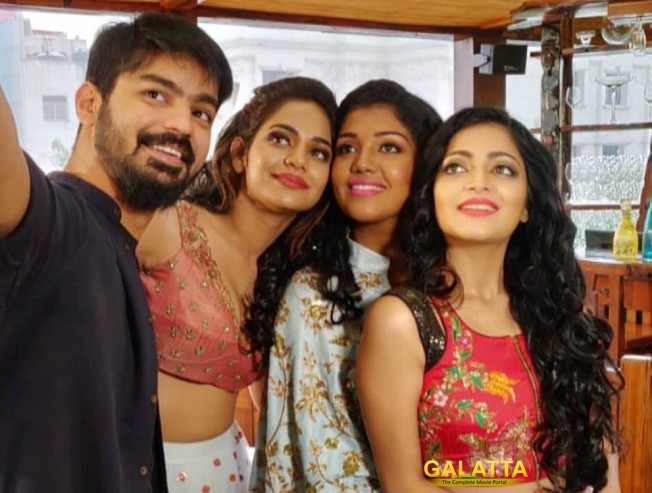 Exclusive: BIGG BOSS Gossips By The Finalists Aishwarya, Janani, Riythvika