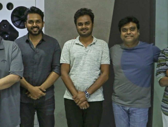Karthi 17th Movie DEV Harris Jayaraj Music Update Has Arrived