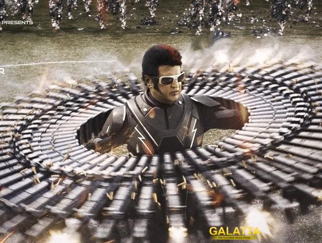 Rajinikanth 2Point0 Records Highest Grosser Tamil Movie In History