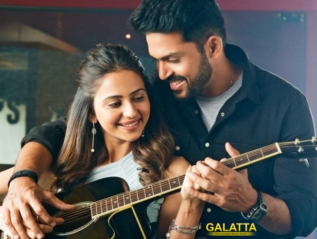 Karthi Dev Teaser Official Released Rakul Preet Singh Rajat Ravishankar