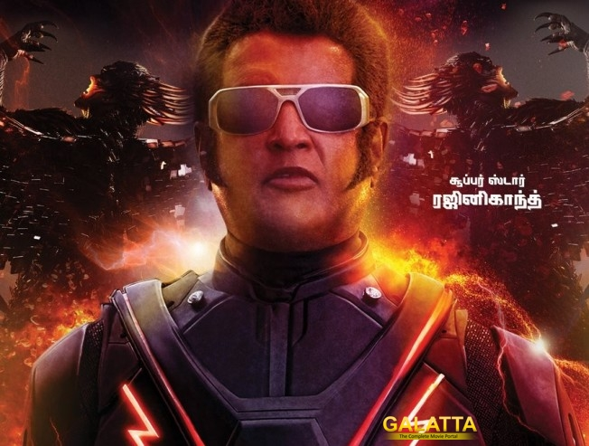 Rajinikanth 2Point0 Review From Celebrities Records Positive