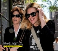 Drew Barrymore looks up to her mom-in-law!