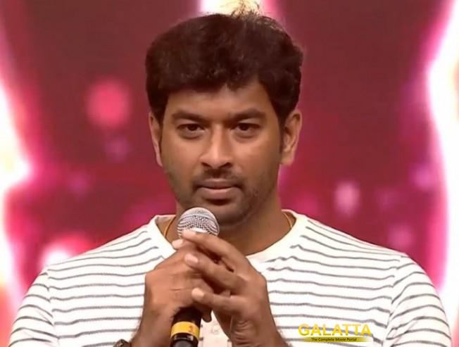 Lyrisist Vivek Speech At Petta Audio Launch Rajinikanth Anirudh