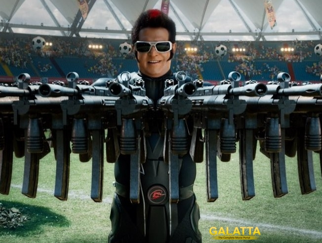 Rajinikanth 2Point0 Collects 500 Crore Worldwide Collection