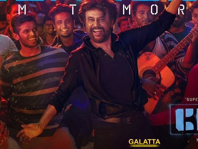 Rajinikanth Petta Album Song Audio Rights Bagged by Sony Music