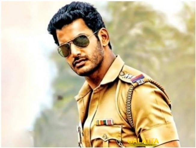 Vishal Twitter Tweet On Support For Tamil Nadu Police Facebook Page
