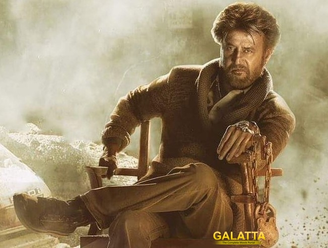 Superstar Rajinikanth's Petta interval block getup revealed by Kasthuri.