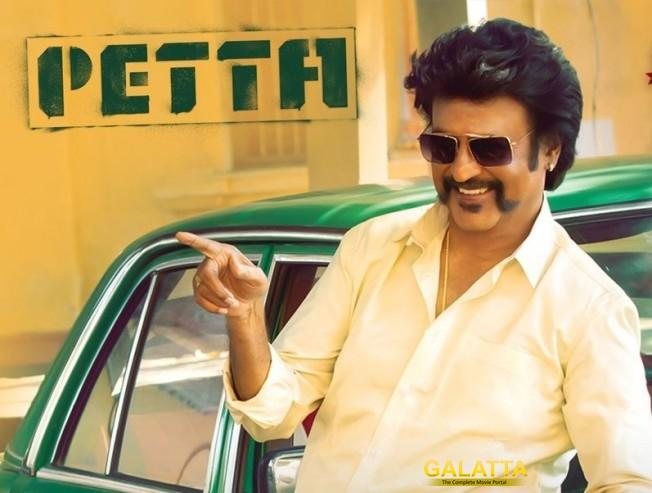 Rajinikanth As Petta Velan In Petta Movie Directed By Karthik Subbaraj