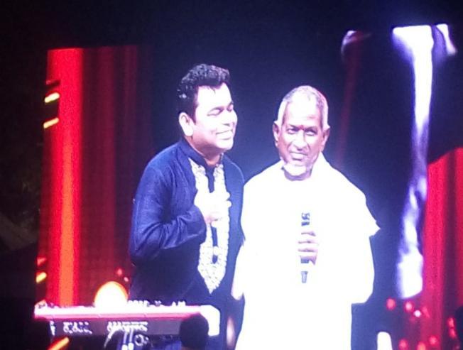 Ilayaraja - AR Rahman On The Same Stage: Here Is What Happened!
