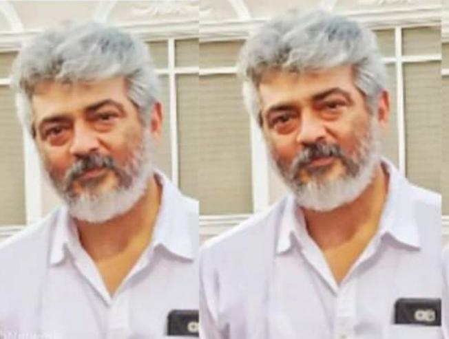 Thala Ajith Shooting For Pink Remake Thala 59 Pictures Go Viral