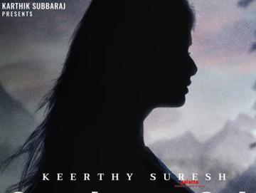 HBD Keerthy Suresh: New Movie Title And First Look Poster Revealed!